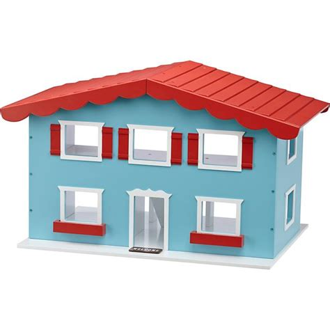 land of nod doll house cottage dollhouse land of nod wood house top christmas gifts for kids small