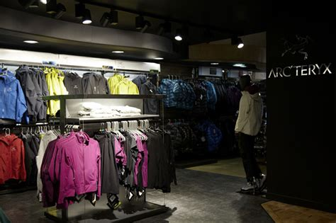 brand new shop in shop in covent garden news arc teryx