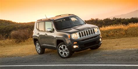 jeep made the jeep renegade is an all suv that is made in