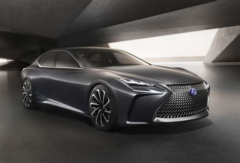 lexus luxury sedan all new lexus ls luxury sedan said to arrive in early 2017