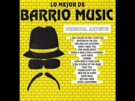 barrio music oldies vol 1 youtube