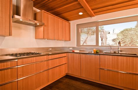 modern style kitchen cabinets mid century modern kitchen cabinets recommendation homesfeed