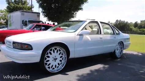 96 impala ss custom interior whipaddict 96 chevrolet impala ss squattin white