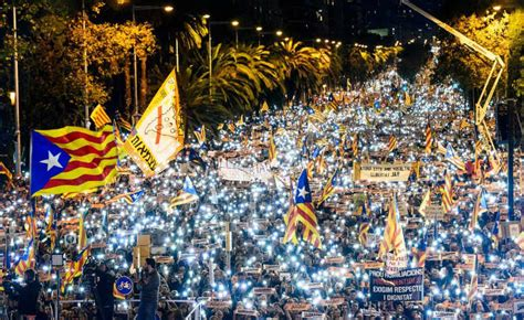 barcelona november 2017 catalonia resistance lights the path to victory counterfire