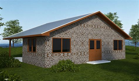 cordwood earthbag house plans