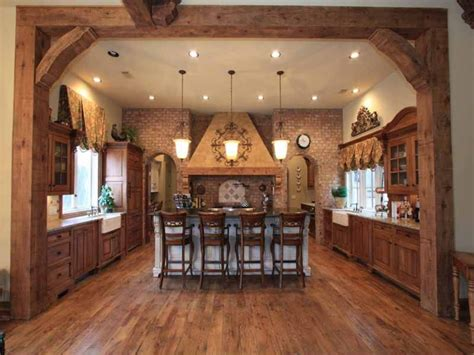 rustic kitchen simple ideas twipik rustic style kitchen home designs insight rustic