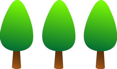 cute simple tree designs free clip art cute round green trees free clip art