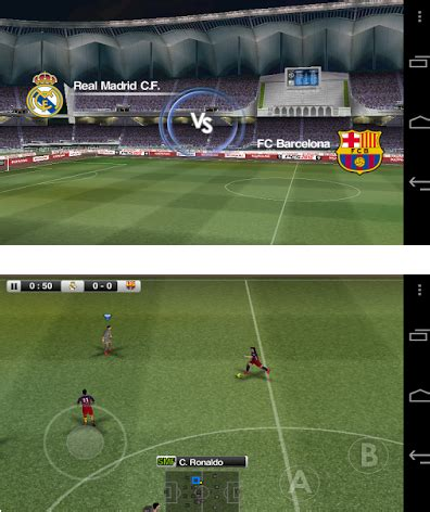 game pes android mod terbaru game pes 2017 pro evolution soccer apk data for android