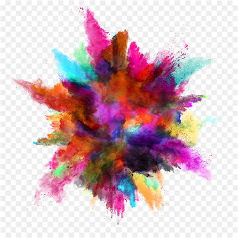 explosion of colors explosion stock photography color explosive powder png