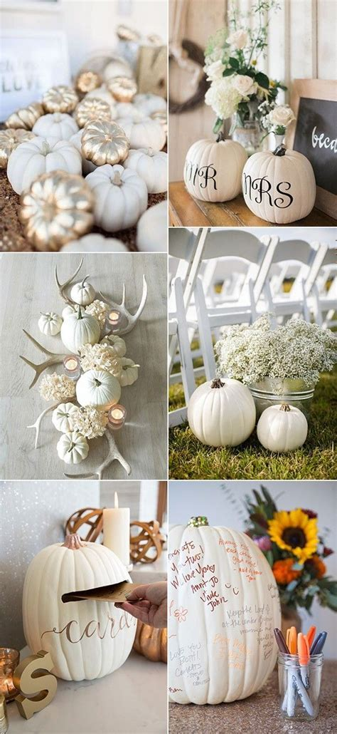 70  Amazing Fall Wedding Ideas for 2017   Themed weddings
