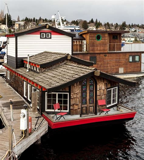 house boats for sale in seattle houseboats back on the mls
