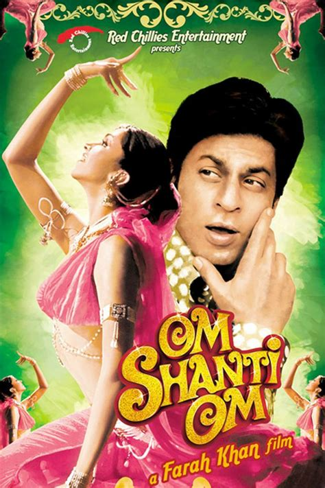 film bollywood om shanti om 2007 shahrukh khan hindi movie posters