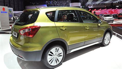 Suzuki Sx4 Crossover Specs 2013 Suzuki Sx4 Crossover Prices Specs Reviews Motor