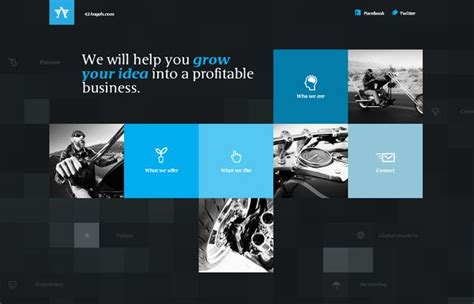 grid based layout web design inspiring grid based web design pixel2pixel design