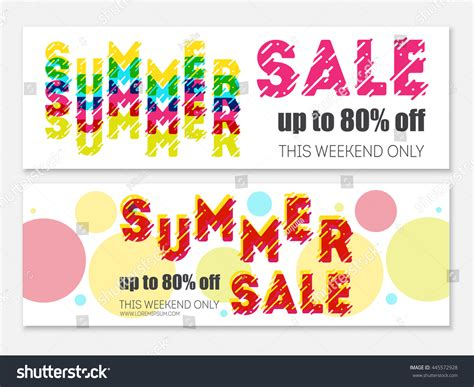 Background Check Business For Sale Summer Sale Template Sale Background Business Stock Vector 445572928