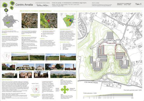 tavole tesi architettura tesi di laurea di angela d uffizi