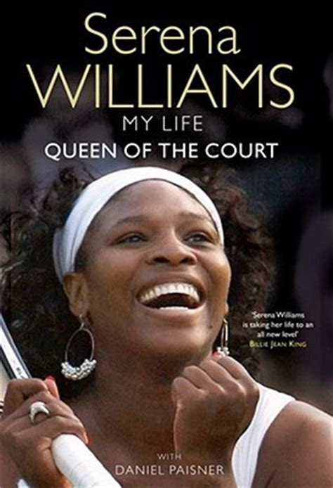 biography or autobiography to read queen of the court an autobiography by serena williams