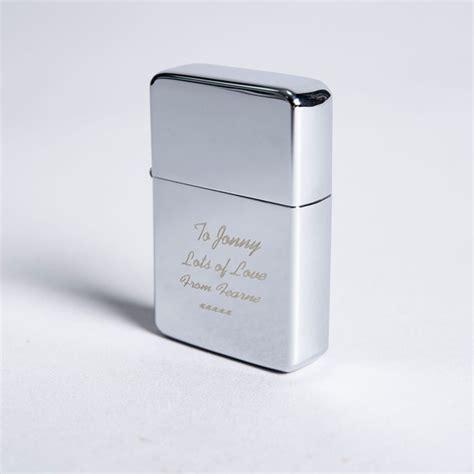 Engraved Lighter   GettingPersonal.co.uk