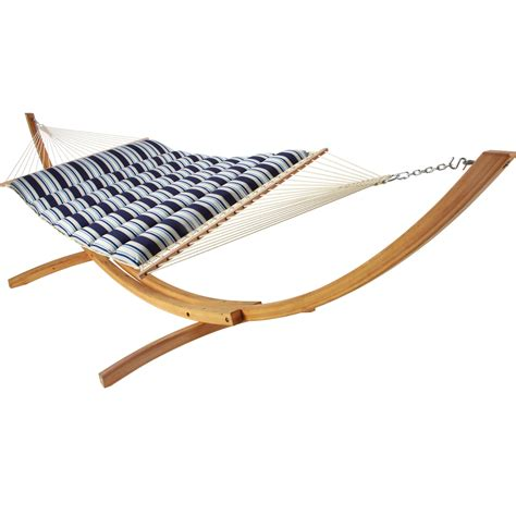 Hatteras Hammocks Htons Summer Stripe Pillowtop Hammock