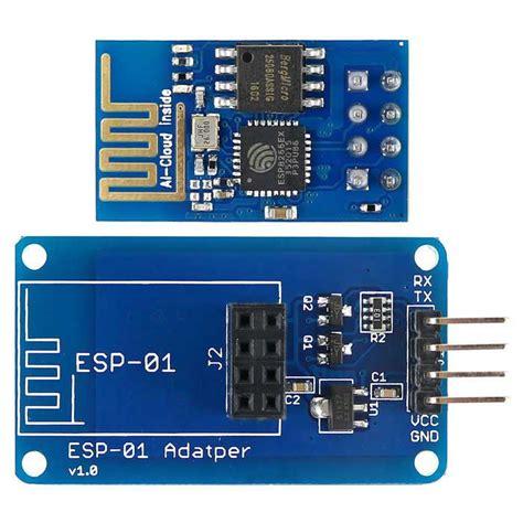 Electrical Accessories by Open Smart Esp 01 Esp8266 Serial Wi Fi Wireless Module