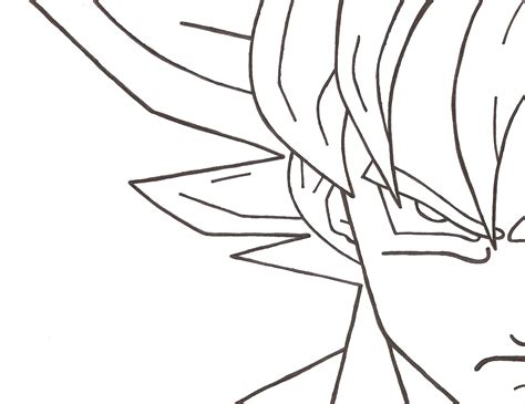 Z Sketches by Z Goku Ssj By Al3xand3rd91 On Deviantart