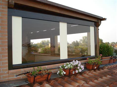 coperture per verande trasparenti foto tende da sole e coperture installate da abc tende di