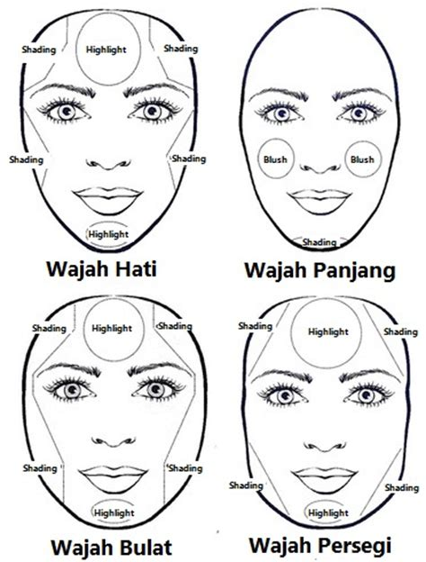 tutorial eyeliner untuk wajah bulat tutorial makeup contouring wajah makeup vidalondon