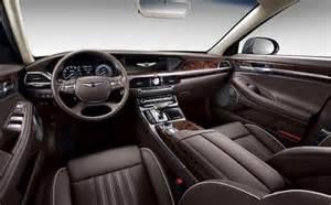 Hyundai Genesis Interior 2017 Hyundai Genesis Interior Cars Release Date Cars