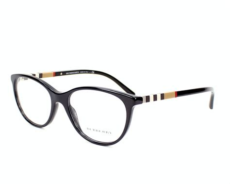 Os Burberry For Burberry Eyeglasses Be 2205 3001 Black Visio Net