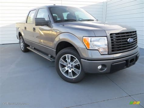 2014 Ford F150 Stx by Sterling Grey 2014 Ford F150 Stx Supercrew Exterior Photo