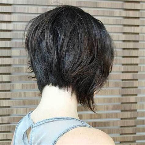 Hairstyles 2017 Back View by 20 Daily Graduated Bob Cuts For Hair Graduated Bob