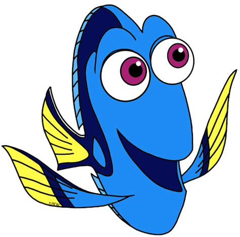 finding nemo clipart nemo clipart coloring pages clipart best