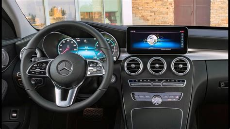 Mercedes C 2019 Interior 2019 c class w205 interior after facelift