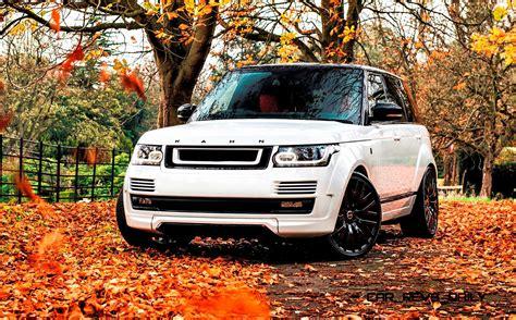 kahn range rover kahn design range rover rs600