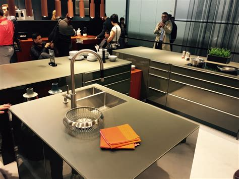 eurocucina 2016 new personalization in modern kitchens live eurocucina 2016 highlights salone del mobile