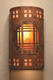 Southwest Outdoor Lighting - southwestern lighting santa fe style mission copper cover