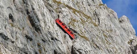 treno a cremagliera svizzera pilatus la cremagliera pi 249 ripida al mondo