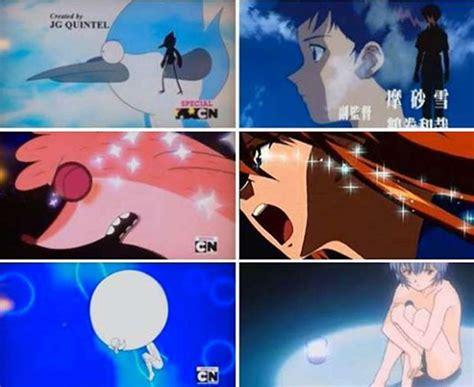 imagenes anime de un show mas quot un show m 225 s quot parodia al anime quot evangelion quot noticias