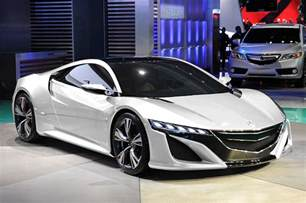 new cars for 2015 2015 honda nsx review specification price carsintrend