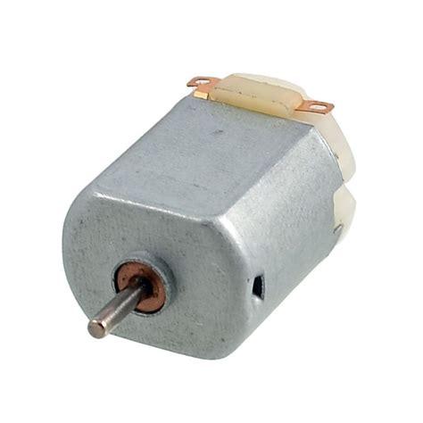 mini electric motor dc 3v 0 2a 12000rpm 65g cm mini electric motor for diy
