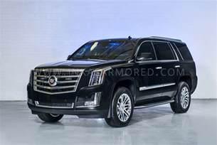 Armored Cadillac Armored Cadillac Escalade For Sale Inkas Armored