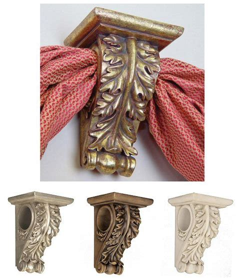 scarf curtain holders 51 best images about drapery hardware ideas on pinterest