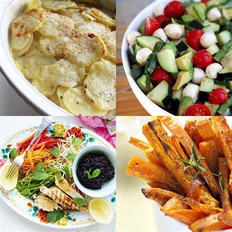 healthy sides and salad recipes for a summer bbq popsugar fitness australia