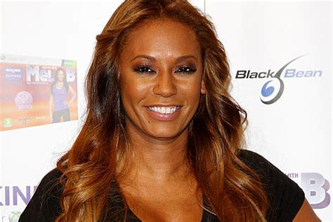 Scary Spice Files Paternity Petition by Melanie