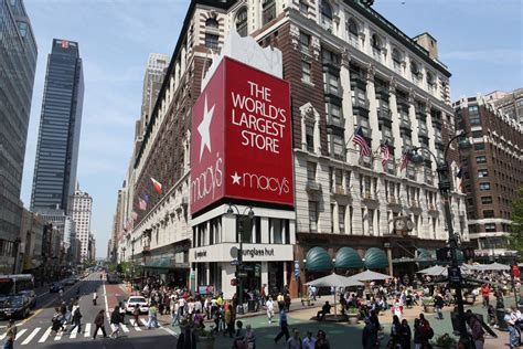 macy s macy s herald square the official guide to new york city