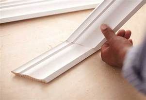 crown molding home depot how to install crown moulding at the home depot