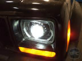 Jeep Square Headlights 7x6 Square Headlights Blackflamecustoms