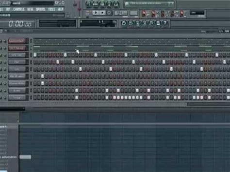 tutorial fl studio 9 tutorial fl studio 9 melodia reggaeton youtube