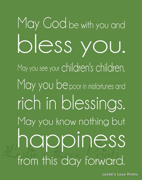 Wedding Blessing Humorous quotes about blessings quotesgram