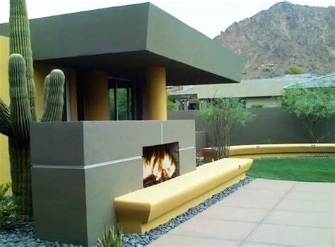 chiminea phoenix az arizona landscaping ideas landscaping network
